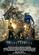 Transformers 4: La Era de la Extincion 2014 online