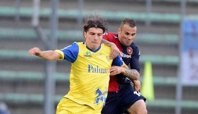 Cagliari Chievo 0-0 highlights sky