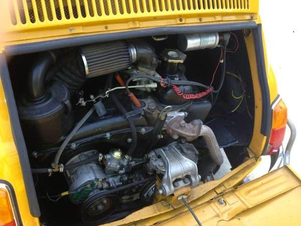 Engine Fiat L