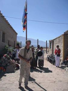 Inauguración Escuela Amaycha