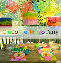 Cinco De Mayo Party Table