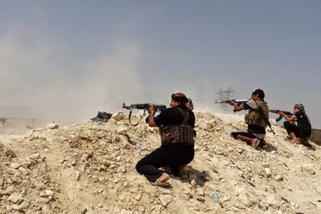 Bersiap Menangkal Serangan ISIS, Rusia Aktif Dukung Islam Moderat