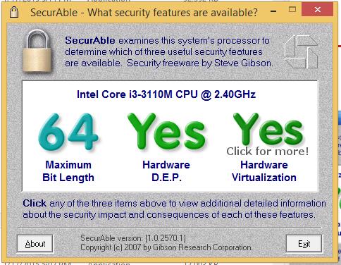 securAble 64 bit