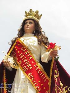 Noviembre - Santa Cecilia - Patrona de los Músicos - Templo Santo Domingo y San Francisco