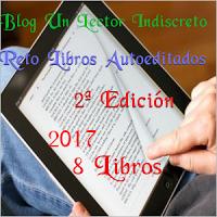 Reto II Edición Libros Autoeditados