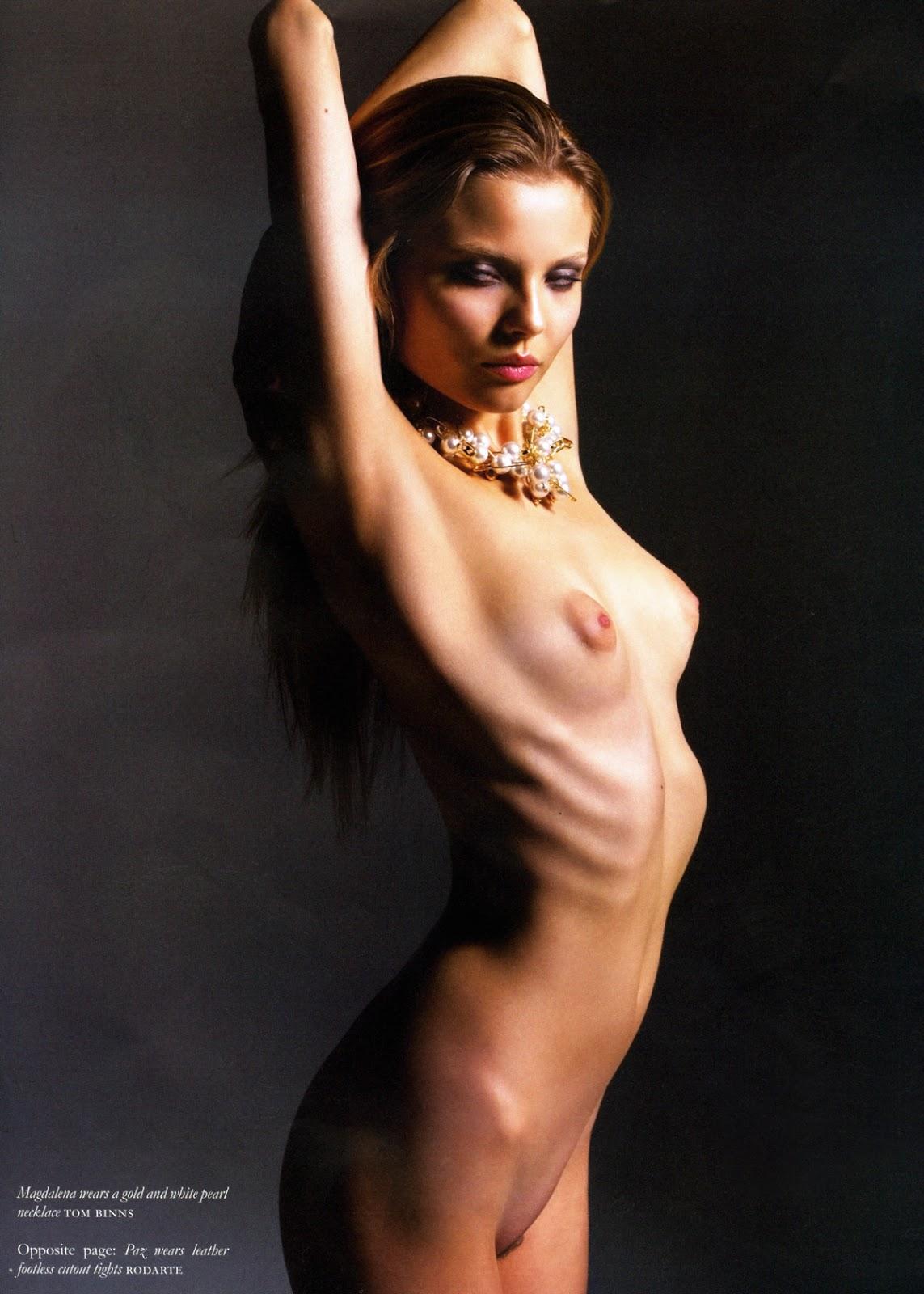 Watch Magdalena frackowiak tits video