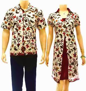 Foto Baju Batik Modern Jogja