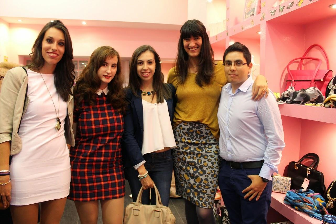 Inauguración Mis Trapitos, Salamanca, Style, Bloggers, Carmen Hummer, Lifestyle, Kling, Pena de Suerte, Look, Evento Moda, Party,