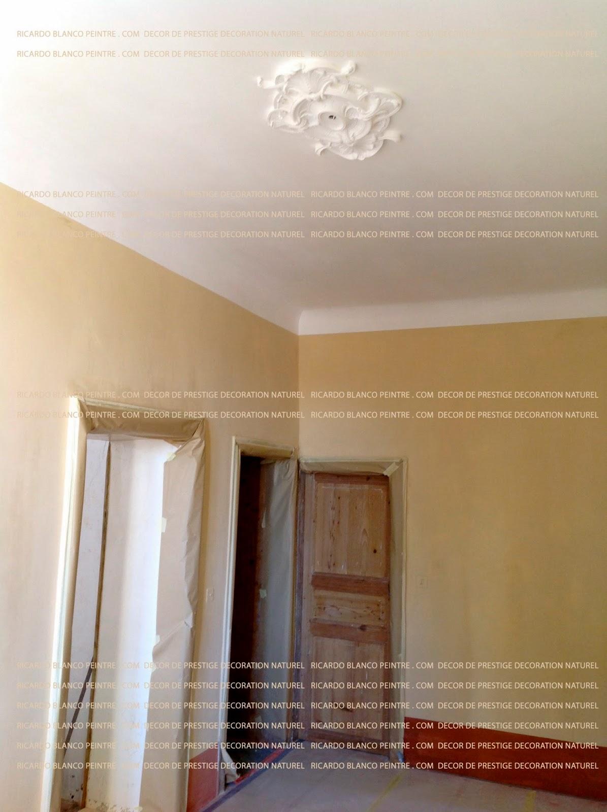 Réparer Un Plafond En Platre dedans ricardo blanco peinture & dÉcoration à la chaux naturelle artisan