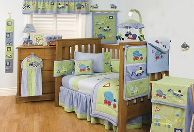 Modern Baby Nursery Decorating Ideas