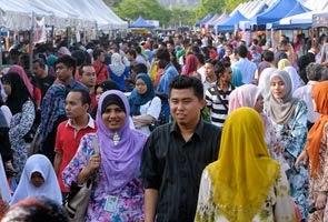 Lokasi warga singapura membeli belah di Johor