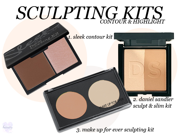 sculpting kits sleek mufe