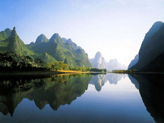 Lijiang River
