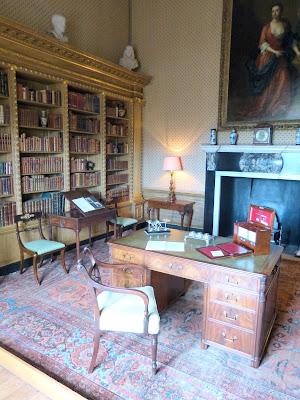 Sudbury Hall - inside Pemberley © regencyhistory.net