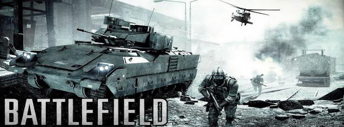 Imagen del videojuego battlefield , portada de facebook