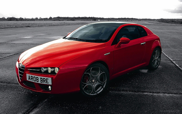 Alfa Romeo Brera s 2 Wallpapers