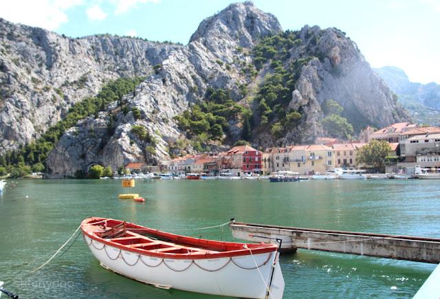 Omis {Kroatien - Adria - Dalmatien}