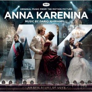 Anna Karenina Canciones - Anna Karenina Música - Anna Karenina Banda sonora - Anna Karenina Soundtrack