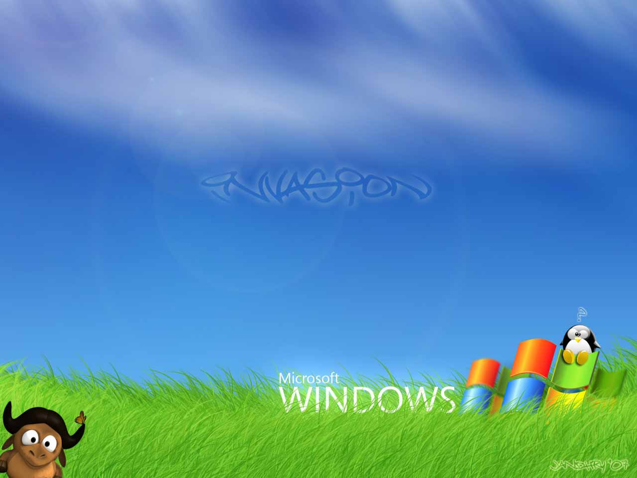 Blogger For Wallpaper  windows vista background