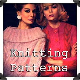 Vintage Las Bolero knitting patterns available from The