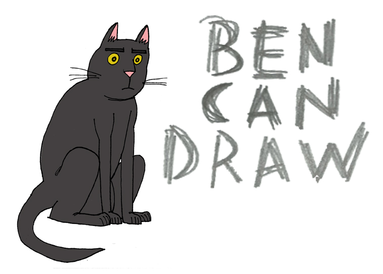 Ben Can Draw