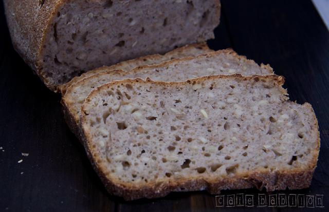 Łatwy chleb żytnio-pszenny