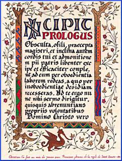 Regola di San Benedetto