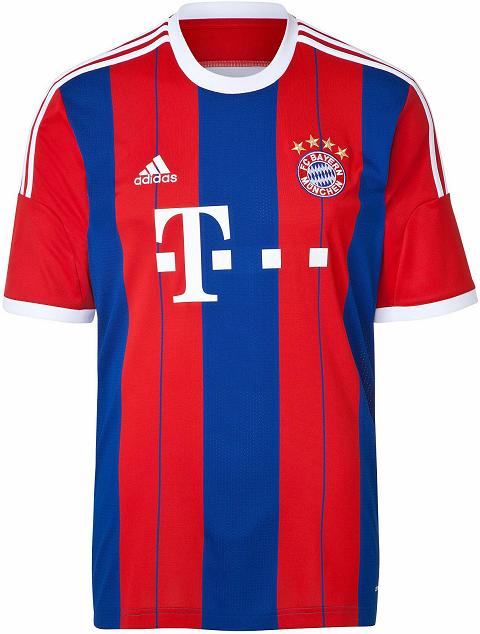 0892893138 Bayern de Munique apresenta uniformes para próxima temporada - Show ...