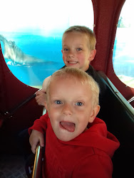 My Gorgeous Grandsons