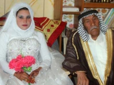 datuk menikah dengan gadis muda, datuk nakal kahwin muda, gambar datuk nakal, datuk umur 92 kahwin dengan gadis muda