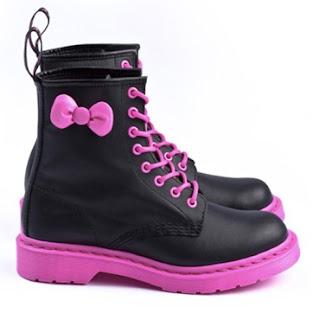 Dr Martens Sanrio Boot