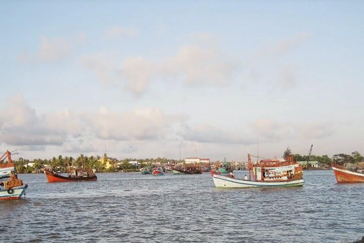Trần Đề - Cửa thứ 9 trong hệ thống 9 cửa của Sông Cửu Long