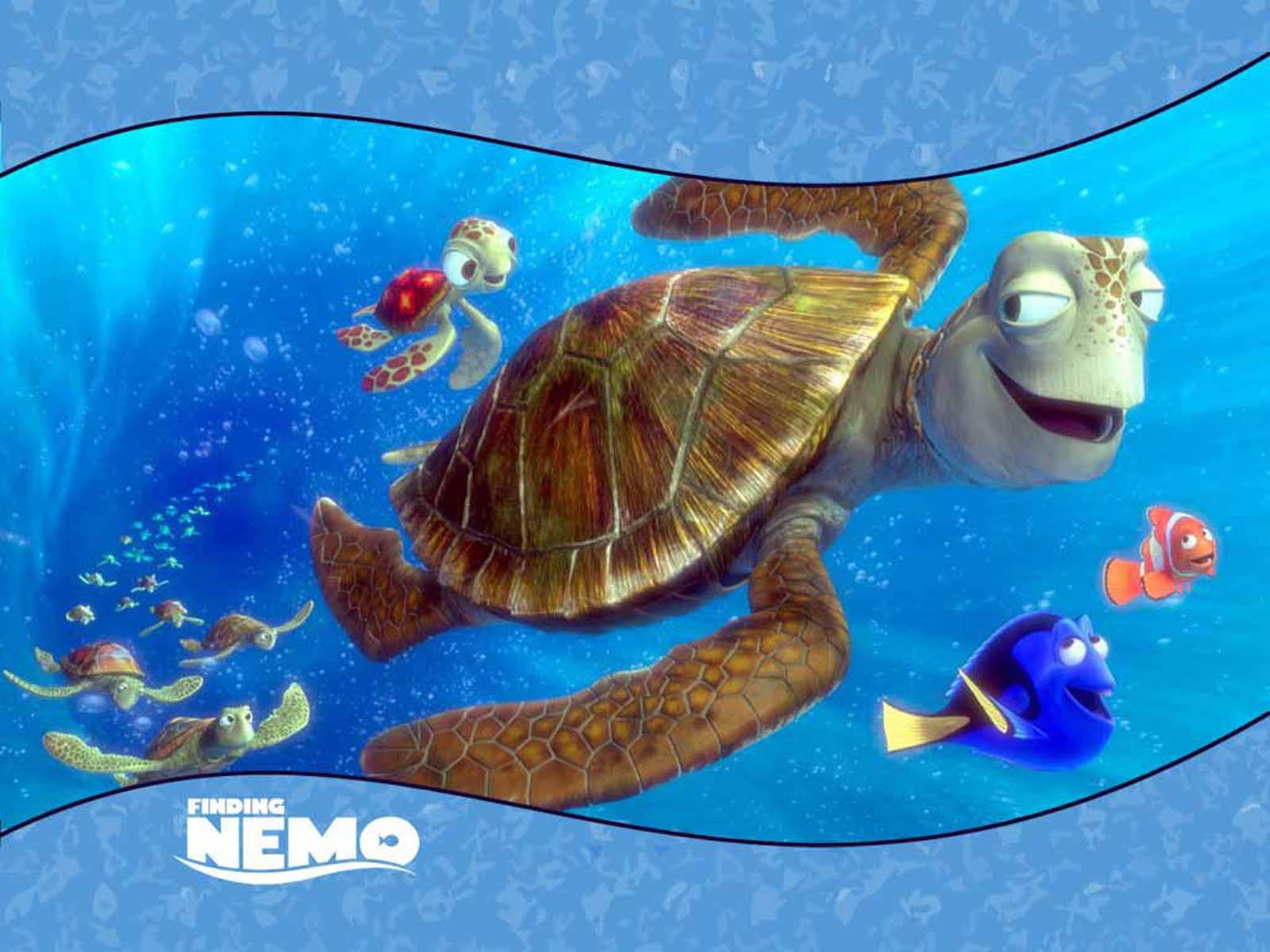wallpapers finding nemo wallpapers