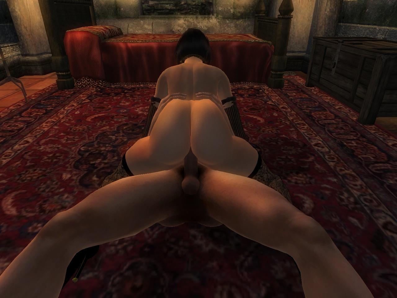 Oblivion sex animations mod nude usa girl
