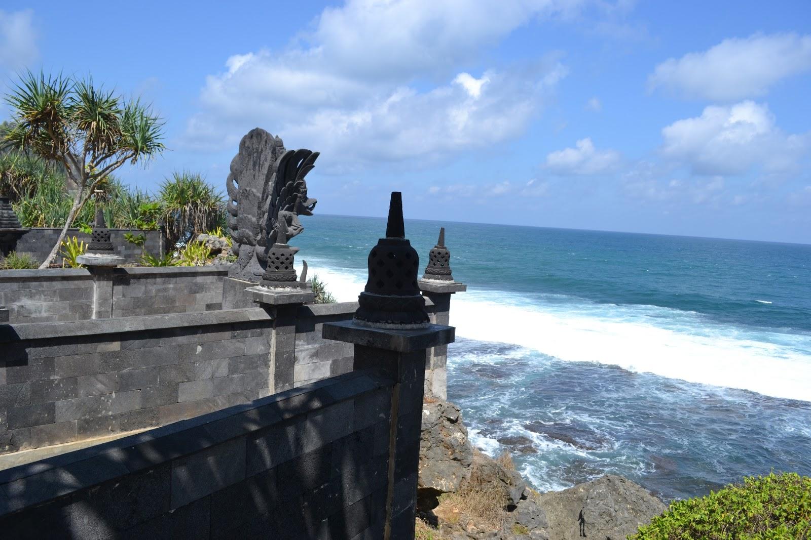 La beauté naturelle de Gunung Kidul Yogyakarta