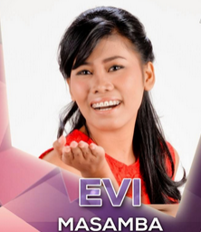 Profil dan Biodata Evi Masamba Dangdut Dangdut D Academy 2