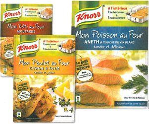 Knorr Chicken in a Bag