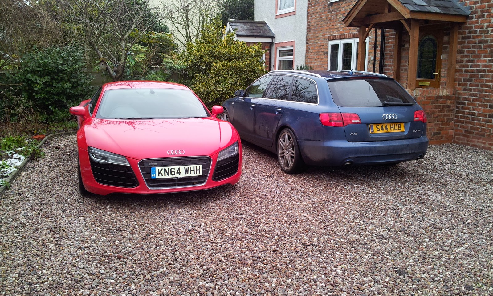 Speedmonkey Supercar Diary Part One The Audi R8 Is Delivered