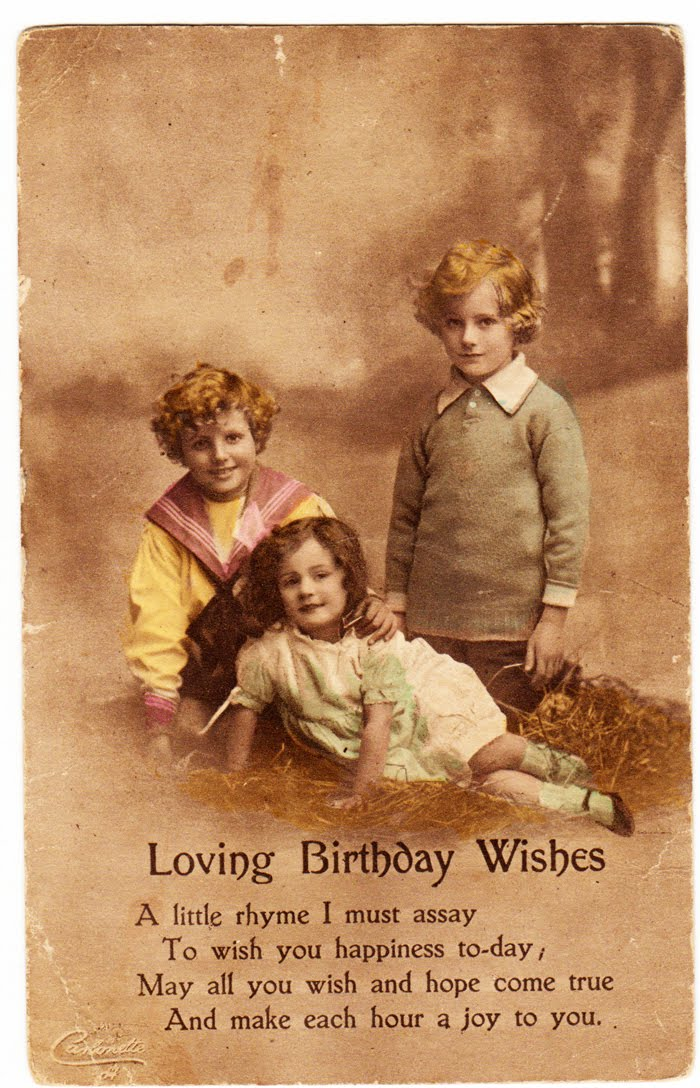 pivotal xpressions vintage greeting cards, Greeting card