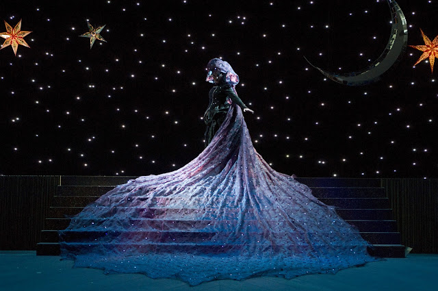 Isis, the Queen of the Night - The Magic Flute