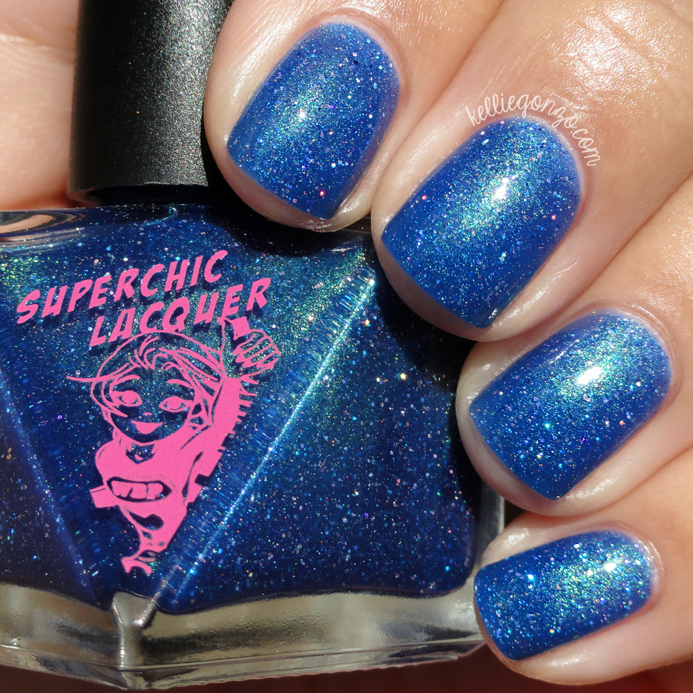 SuperChic Lacquer Royal Pain in the Ice