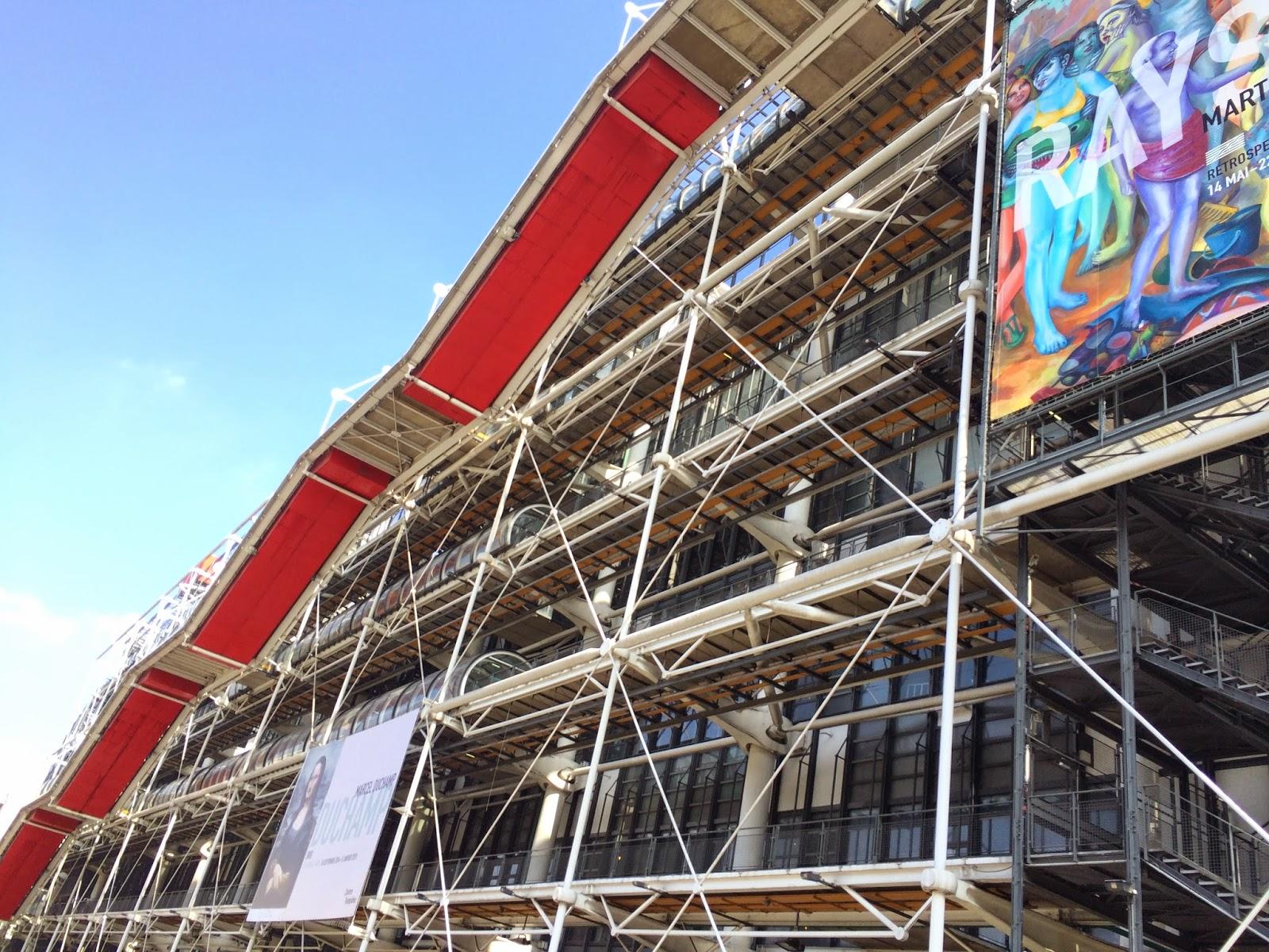 pompidou meydanı