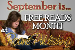 September is FREE Reads at Roane!