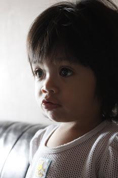 My cute lil niece