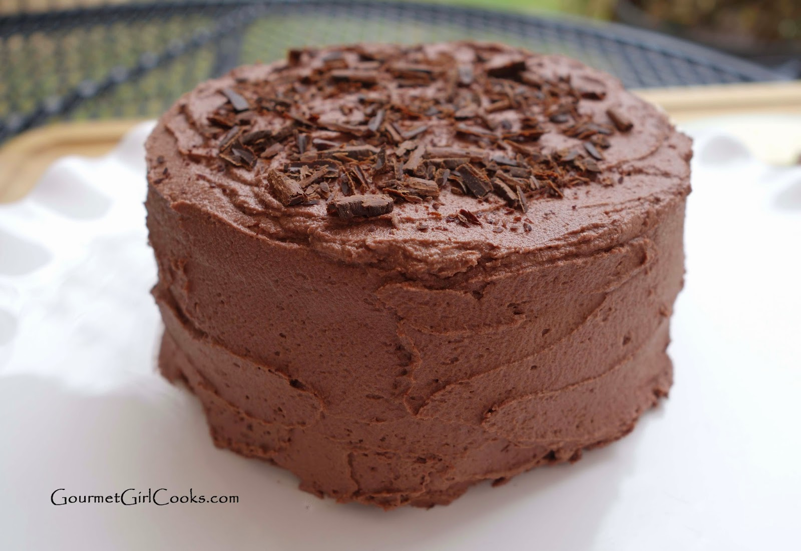 Milk Chocolate Peanut Buttercream Frosting - Decadent, Low Carb ...