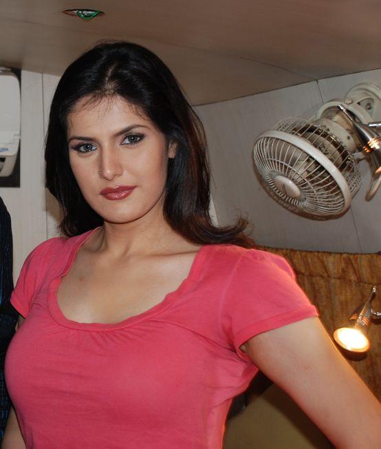 Khan Zarine Indian Actress