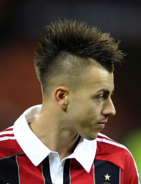 Stephan El Shaarawy Hairstyles Picture