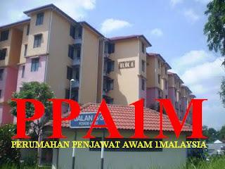 Perumahan Penjawat Awam 1Malaysia Tengku Adnan