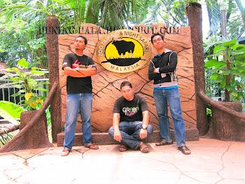cuti-cuti malaysia : zoo taiping
