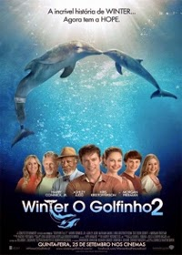 Winter, o Golfinho 2 Dublado
